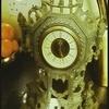 West german spelter-like clock