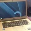 Acer chrome lap top