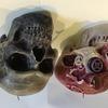 Unique Scented Skull Candles