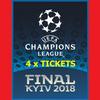 UEFA CHAMPIONS LEAGUE 2018 KIEV