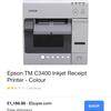 Epson tcm 3400