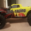 Flux rampage brushless R/C TRUGGY
