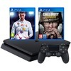 Ps4 with COD WW2 and Fifa 18