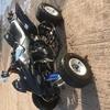 Road legal Yamaha yfz 450 quad bike