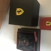 Scuderia Ferrari watch with box