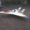 rc composite kangaroo turbine jet