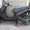 125cc moped project