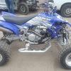 2008 Yamaha yfz450 race spec