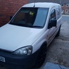 2002 VAUXHALL COMBO 1.7DTI AND CASH
