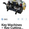 Sks key cutting machine