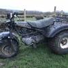 Kawasaki klt250