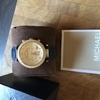 Genuine Micheal kors  watch