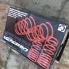 Astra h 30mm lowering springs