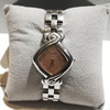 DELANCE SWISS WATCH MOTHER OF PEARL