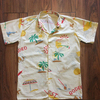 Yellow Vintage Hawaiin Shirt