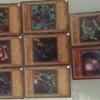 YU-GI-OH, dark cards