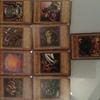 YU-GI-OH, earth cards