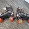 Bauer vapor roller boots
