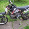 pit bike demon x 140cc