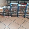 Collection of blue ray movies