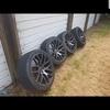 Onyx 22inch wheels