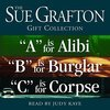 Sue Grafton A-Z complete Audiobooks