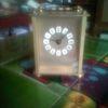 German-made brass carriage clock