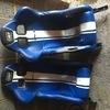 OMP racing bucket seats