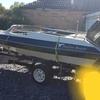 Speedboat 135hp v6 outboard