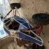 Honda VTR 800 off-road buggy, rage