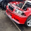 E36 coupe drift car