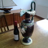 Majolica Ewer c.1870 NEW PRICE £100