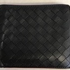 Bottega veneta bi fold men's wallet