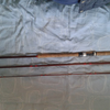 milbro vintage fishing rod
