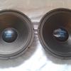 2 x sky tec 300w sub speakers