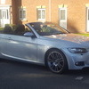 BMW 320I M SPORT Convertible