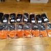 Football socks - 16 pairs