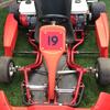 Honda pro kart Twinned 160cc engine
