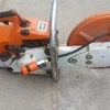 Stihl saw ts400 new blade