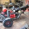 alfa 1700 boxer engine trike
