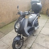 Peugeot ludix 50cc moped scooter