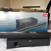 Home cinema  Wireless soundbar