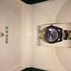 Rolex turn-o-graph bi-metal