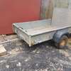IFOR WILLIAMS 7X5 DROP BACK TRAILER
