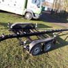 Twin axel boat trailer 21 ft