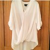 Cream top size 12
