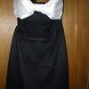 Strapless dress size 12