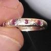 22ct gold eternity ring hallmark875