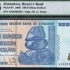 $100 Trillion Zimbabwe Grade 67