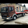 MERCEDES ATEGO 815 RECOVERY